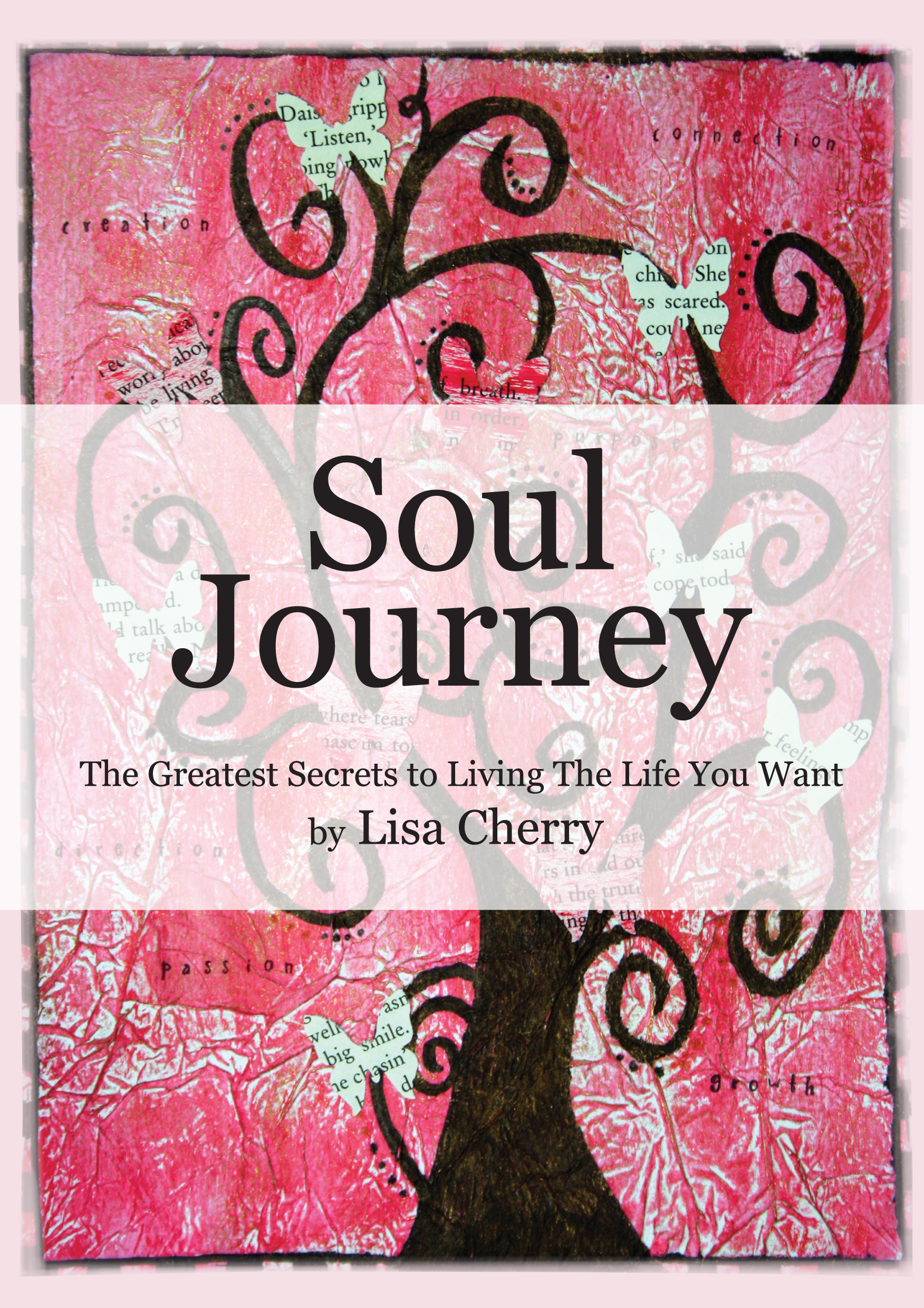 Soul Journey by Lisa Cherry
