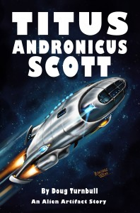 Titus Andronicus Scott by Doug Turnbull
