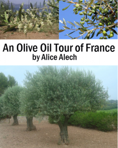 An Olive Oil Tour of France