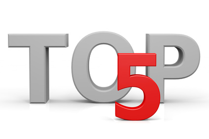 Self Publishing & eBooks – 5 Most Popular Posts