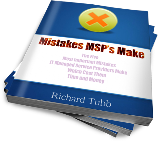 Mistakes MSP's Make
