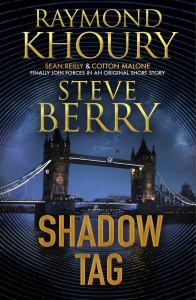 Shadow Tag by Raymond Khoury & Steve Berry